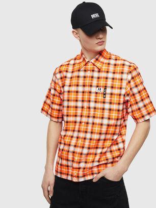 S-ATWOOD-A, Arancione - Camicie