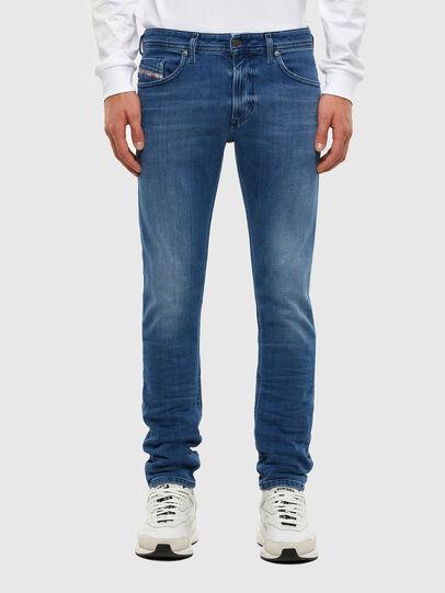 Diesel - Thommer 009MB, Blu medio - Jeans - Image 1