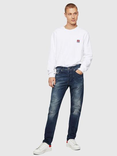 Diesel - Buster 0853R, Blu Scuro - Jeans - Image 5