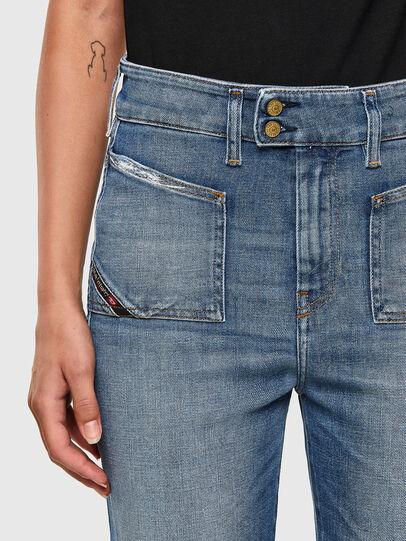Diesel - D-Earlie 009HG, Blu Chiaro - Jeans - Image 3