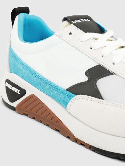 Diesel - S-KB LOW LACE II, Bianco - Sneakers - Image 4
