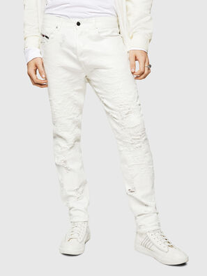 Mharky 069GY, Bianco - Jeans