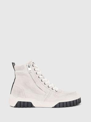 S-RUA MID, Bianco - Sneakers