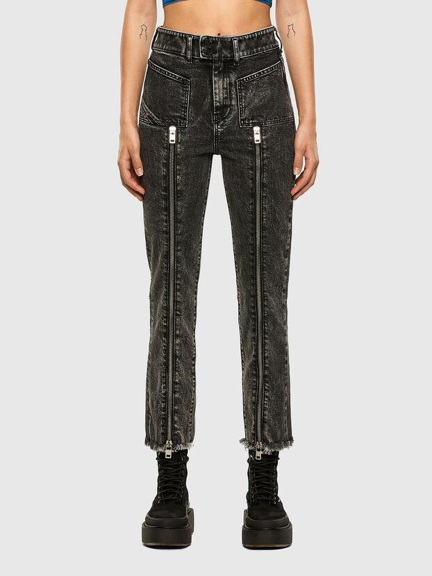 D-Earlie 009DN, Nero/Grigio scuro - Jeans