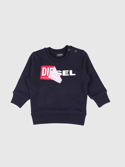 Diesel - SALLIB, Blu Navy - Felpe - Image 1