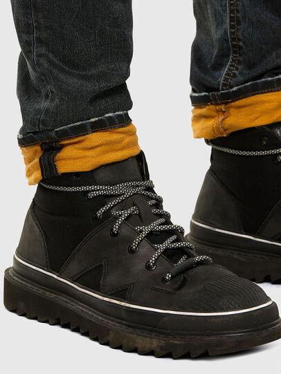 Diesel - Krooley JoggJeans 069NS, Blu Scuro - Jeans - Image 5