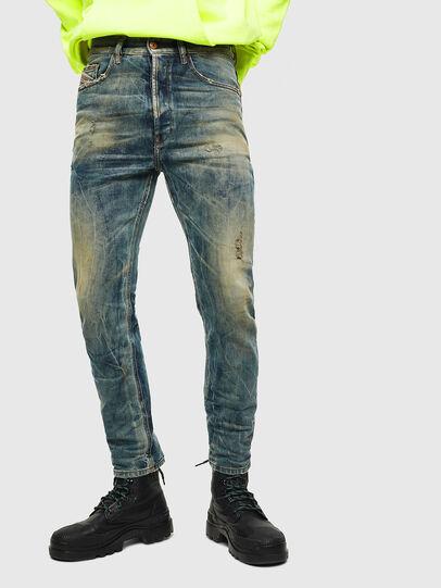 Diesel - D-Eetar 0098G, Blu medio - Jeans - Image 1