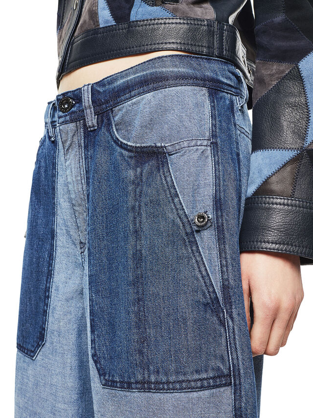 Diesel - TYPE-1907, Blu Jeans - Jeans - Image 5