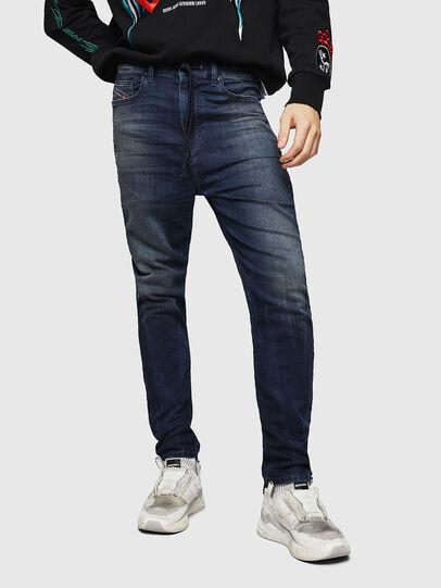 Diesel - D-Vider JoggJeans 069HV, Blu Scuro - Jeans - Image 1