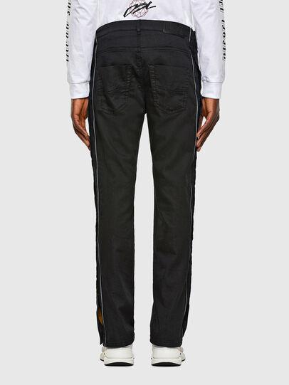 Diesel - KROOLEY JoggJeans® 0KAYO, Nero/Grigio scuro - Jeans - Image 2