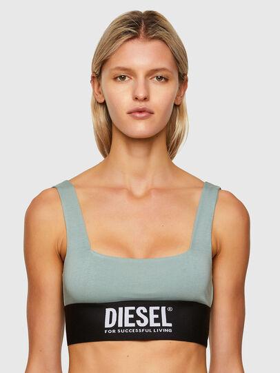 Diesel - UFSB-LOUISA, Verde Acqua - Reggiseni - Image 1