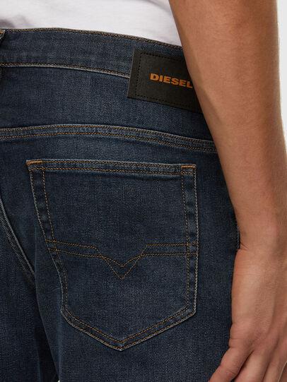 Diesel - D-Yennox 009EM, Blu Scuro - Jeans - Image 4