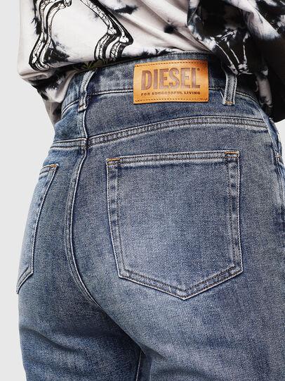 Diesel - D-Eiselle 0098W, Blu medio - Jeans - Image 3