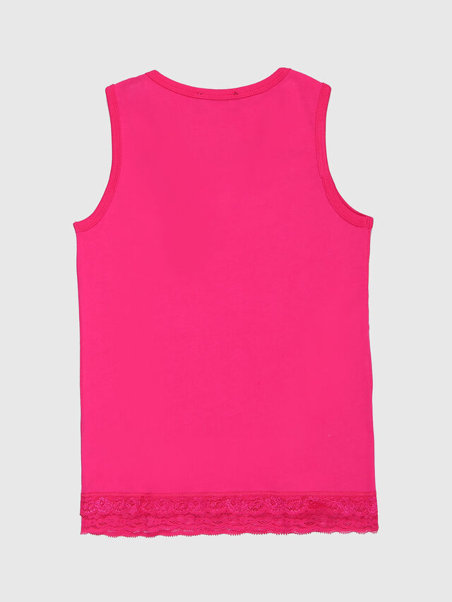 Diesel - TAPUL, Fucsia - T-shirts e Tops - Image 2