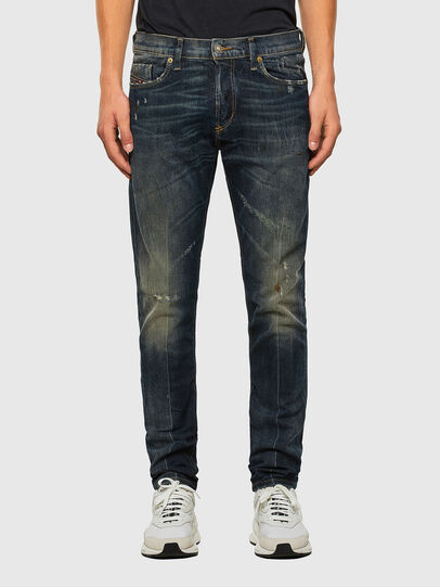 Diesel - Tepphar 009JS, Blu Scuro - Jeans - Image 1