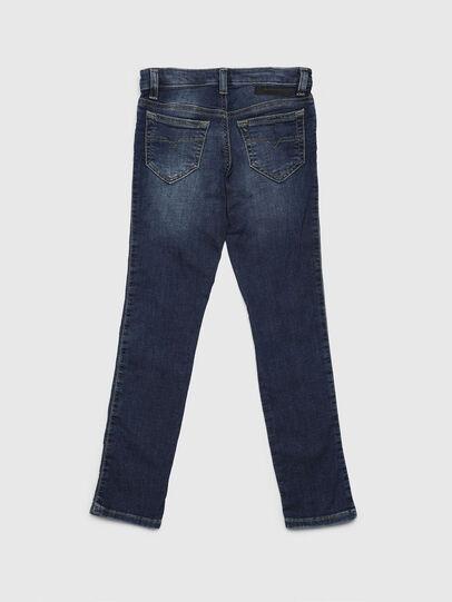 Diesel - SKINZEE-LOW-J JOGGJEANS-N, Blu medio - Jeans - Image 2