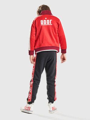 PSUITA, Nero/Rosso - Pantaloni