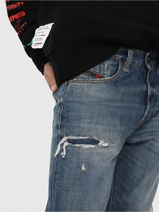 Diesel - Mharky 080AH, Blu medio - Jeans - Image 3