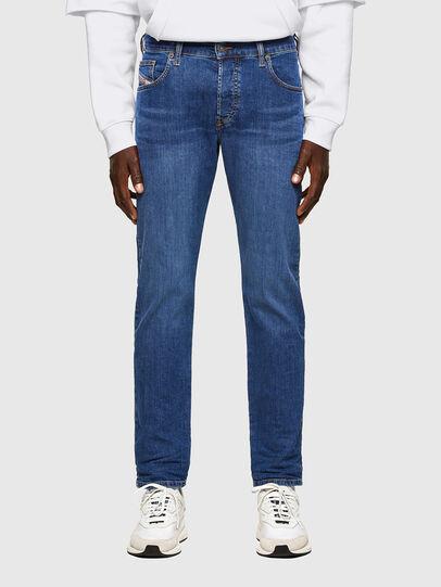 Diesel - D-Yennox 009DG, Blu medio - Jeans - Image 1