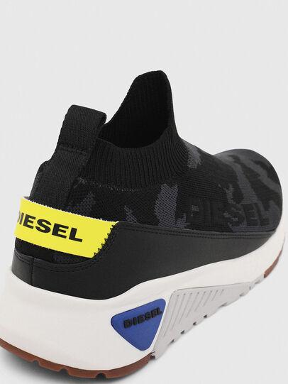 Diesel - S-KB SOCK QB, Nero - Sneakers - Image 5