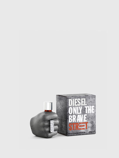 Diesel - ONLY THE BRAVE STREET 75ML, Grigio - Only The Brave - Image 1