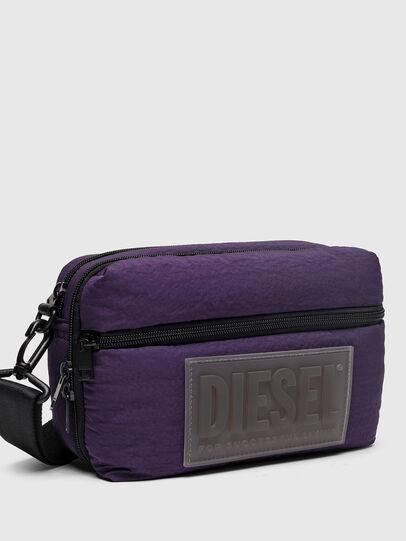 Diesel - FARAH, Viola - Borse a tracolla - Image 7