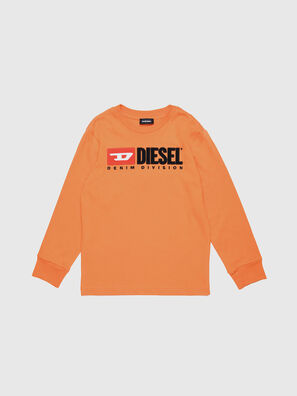 TJUSTDIVISION ML, Arancione - T-shirts e Tops