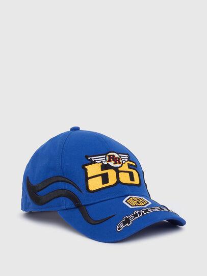 Diesel - ASTARS-CAP-B, Blu - Cappelli - Image 1