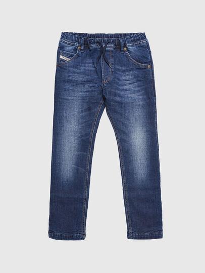 Diesel - KROOLEY-J F JOGGJEANS, Blu Jeans - Jeans - Image 1