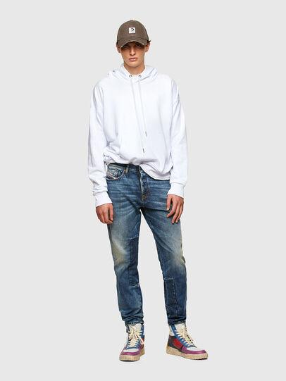 Diesel - D-Fining 009SV, Blu medio - Jeans - Image 6