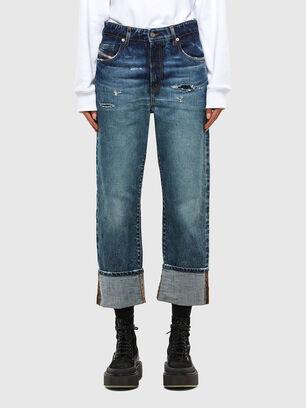 D-Reggy 0079P, Blu Scuro - Jeans