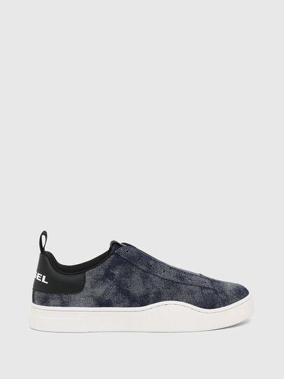 Diesel - S-CLEVER SO, Blu - Sneakers - Image 1