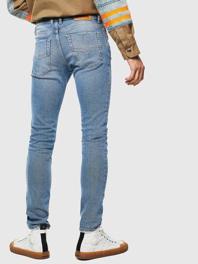 Diesel - Tepphar 0096Y, Blu Chiaro - Jeans - Image 2