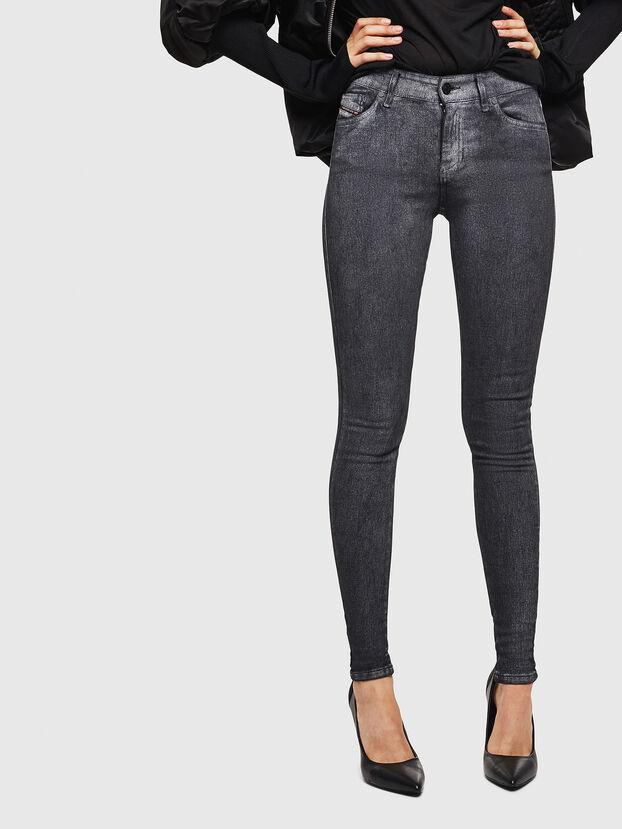 Slandy 069JV, Grigio scuro - Jeans