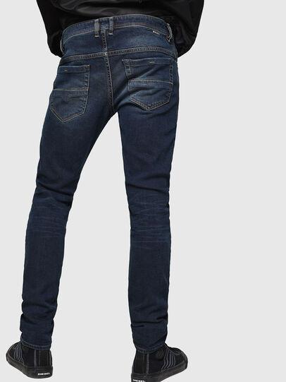 Diesel - Thommer 084AU, Blu Scuro - Jeans - Image 2