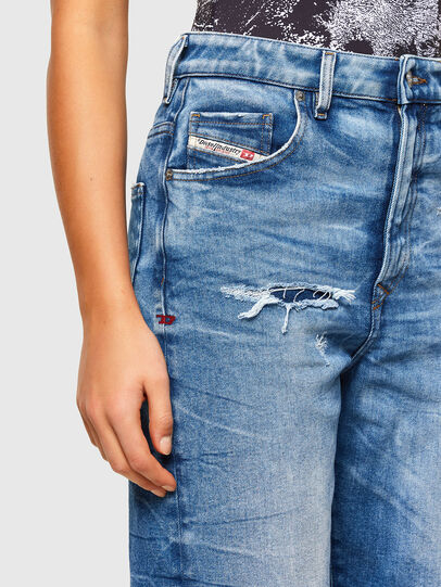 Diesel - D-Reggy 009MV, Blu Chiaro - Jeans - Image 3