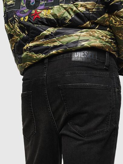 Diesel - D-Eetar 069BG, Nero/Grigio scuro - Jeans - Image 3