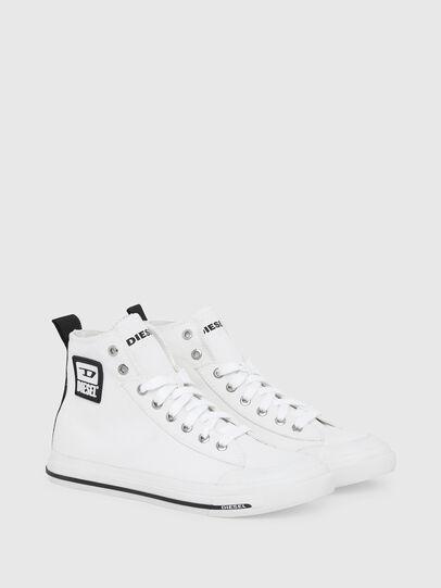 Diesel - S-ASTICO MID CUT W, Bianco - Sneakers - Image 2