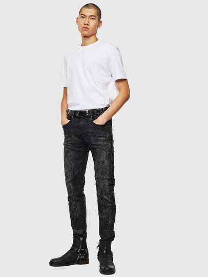 Diesel - T-TOMI, Bianco - T-Shirts - Image 6