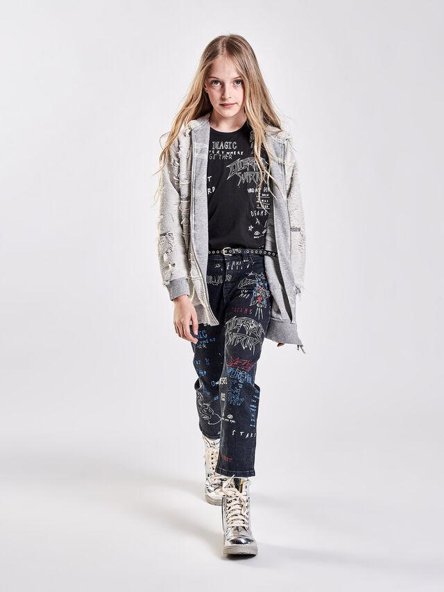 Diesel - REEN-J-N, Nero Jeans - Jeans - Image 4