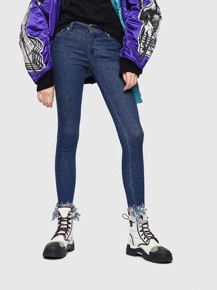 Slandy 088AT, Blu Scuro - Jeans