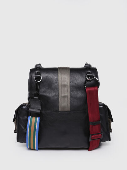 Diesel - MISS-MATCH BACKPACK, Antracite - Zaini - Image 2