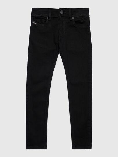 Diesel - SLEENKER-J-N, Nero - Jeans - Image 1