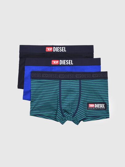 Diesel - UMBX-DAMIENTHREEPACK, Multicolor - Boxer stretch - Image 1