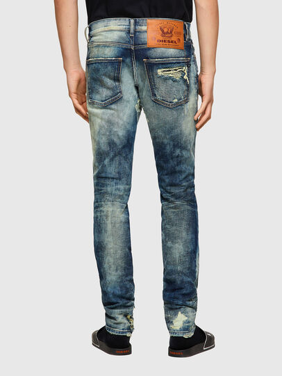 Diesel - D-Kras 009VI, Blu Chiaro - Jeans - Image 2