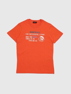 TDIEGOXBJ, Arancione - T-shirts e Tops
