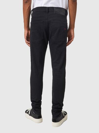 Diesel - D-Amny JoggJeans® Z9A29, Nero/Grigio scuro - Jeans - Image 2
