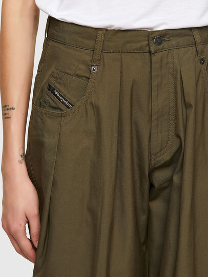 Diesel - P-JO-A, Verde Militare - Pantaloni - Image 3