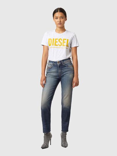 Diesel - D-Joy Z9A05, Blu medio - Jeans - Image 4