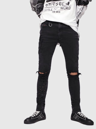 D-Istort 085AW,  - Jeans